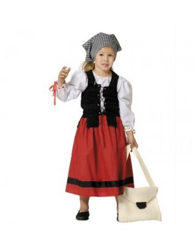 Disfraz Pastora infantil